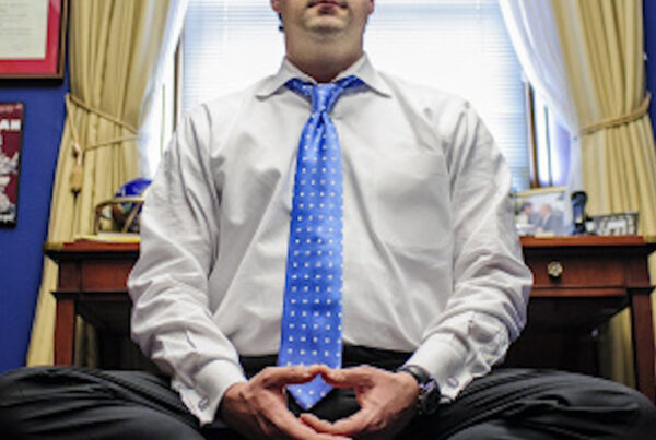 Congressman Tim Ryan Mindfulness